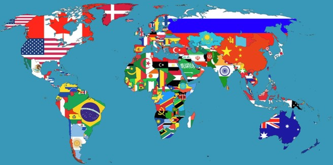 Image result for mapa mundi